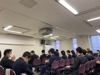 東京弁護士会弁護実務修習「開始式」