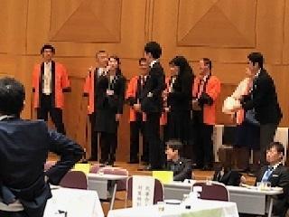 東京弁護士会69期新入会員歓迎会