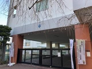 模擬裁判~足立区立千寿桜堤中学校~