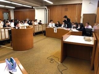 模擬裁判~専修大学松戸高・附属高~