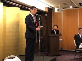 東京司法書士会台東支部新年会