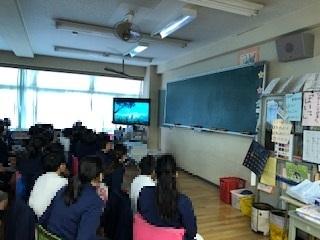 上野法人会「税金ジュニアスクール」~台東区金曽木小学校~