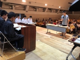 模擬裁判~海城中学校・高等学校~