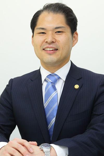 上野中央法律事務所 代表弁護士 中尾信之